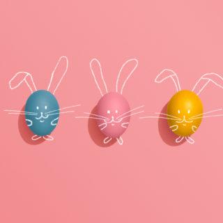 5 idee semplici per i lavoretti di Pasqua