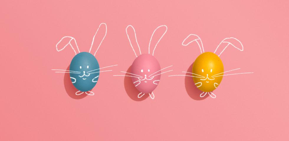 Lavoretti di Pasqua per bambini: 5 idee semplici