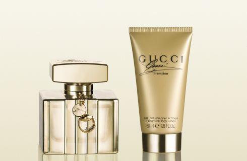 Gucci Première: trionfo di fragranze floreali
