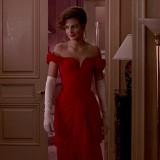 Julia Roberts abito rosso
