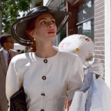 Julia Roberts l'outfit per lo shopping