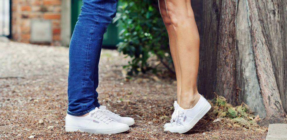 scarpe superga jeans