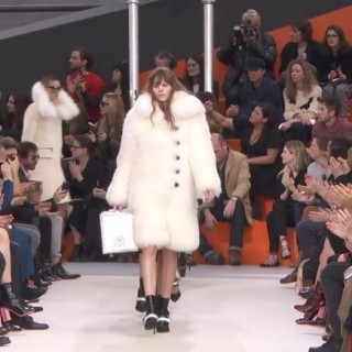 Louis Vuitton chiude la Paris Fashion week