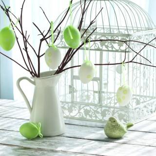 Addobbi pasquali: soluzioni low cost per decorare casa