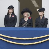 Kate Middleton al Remembrance Sunday Service