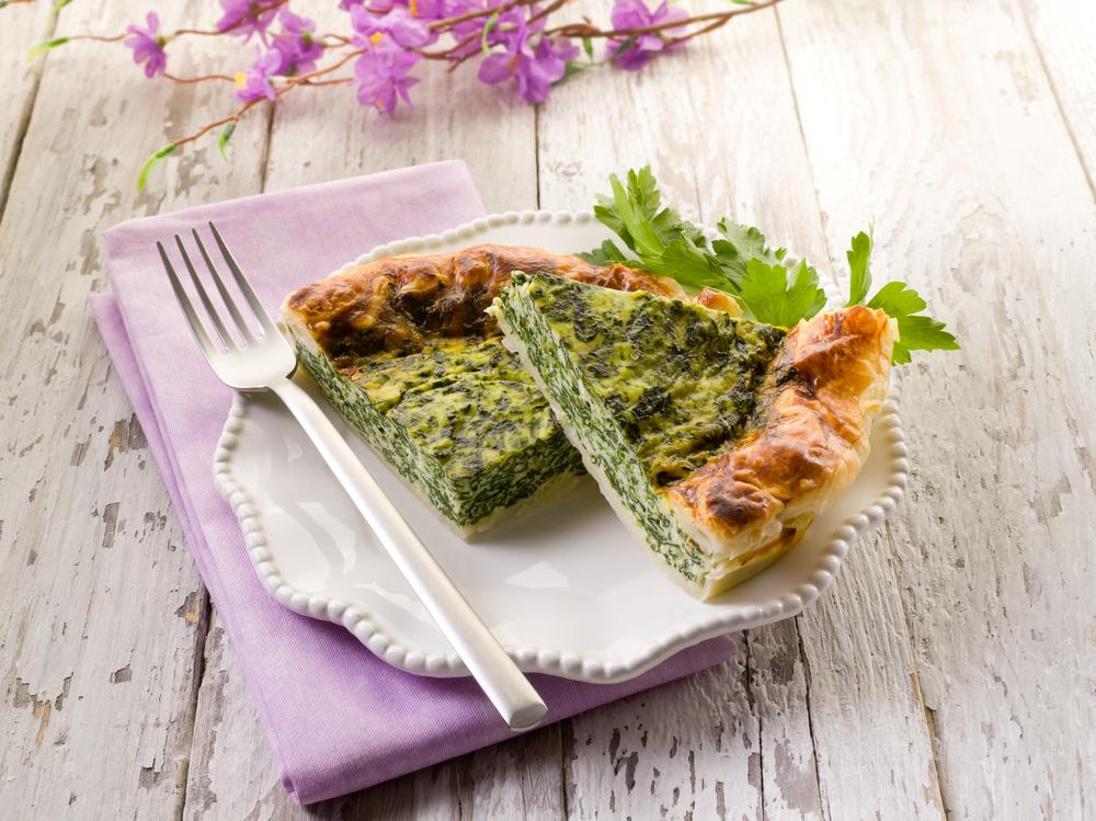 Torte Salate con ricotta