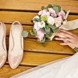 scarpe in vernice