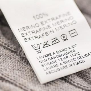 Simboli di lavaggio: guida per immagini