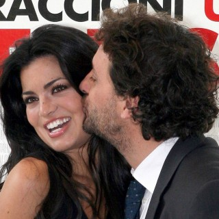 Laura Torrisi e Leonardo Pieraccioni separati da tre anni