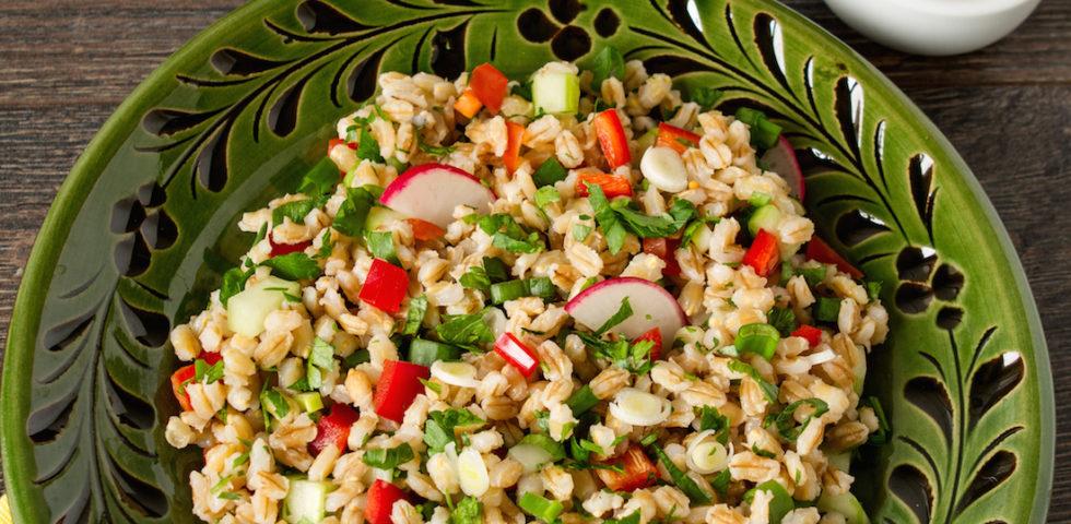Come cucinare il farro: 6 ricette calde e fredde