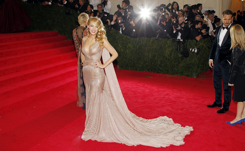 Blake Lively, i 10 red carpet più belli