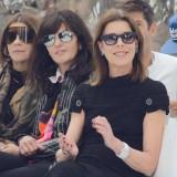 Carine Roitfeld, Virginie Viard e Carolina di Monaco