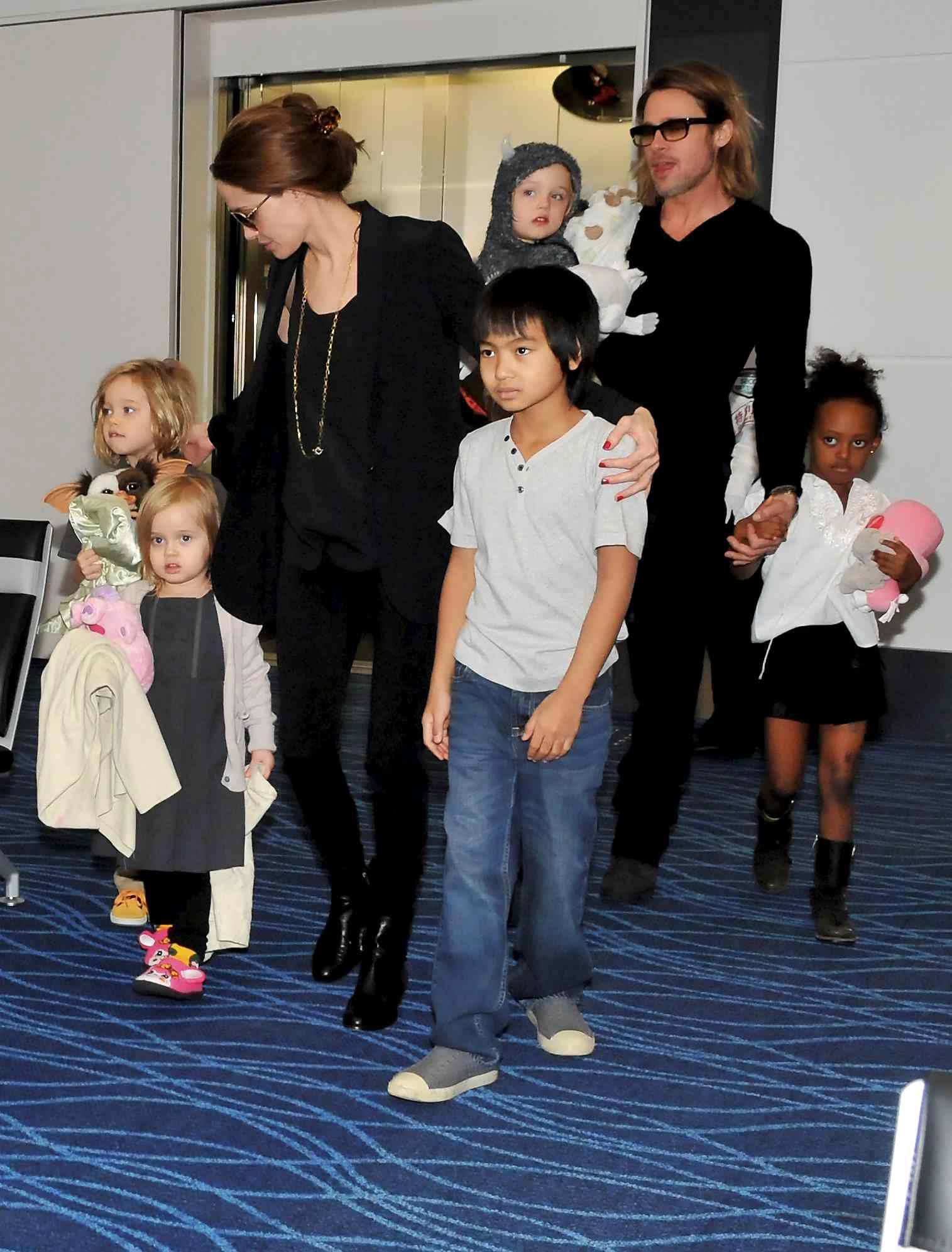 Shiloh Pitt Jolie, le foto