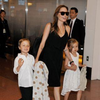 Knox e Vivienne, compleanno a Disneyland senza Brad Pitt