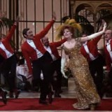 "Barbara Streisand in ""Hello, Dolly!"""