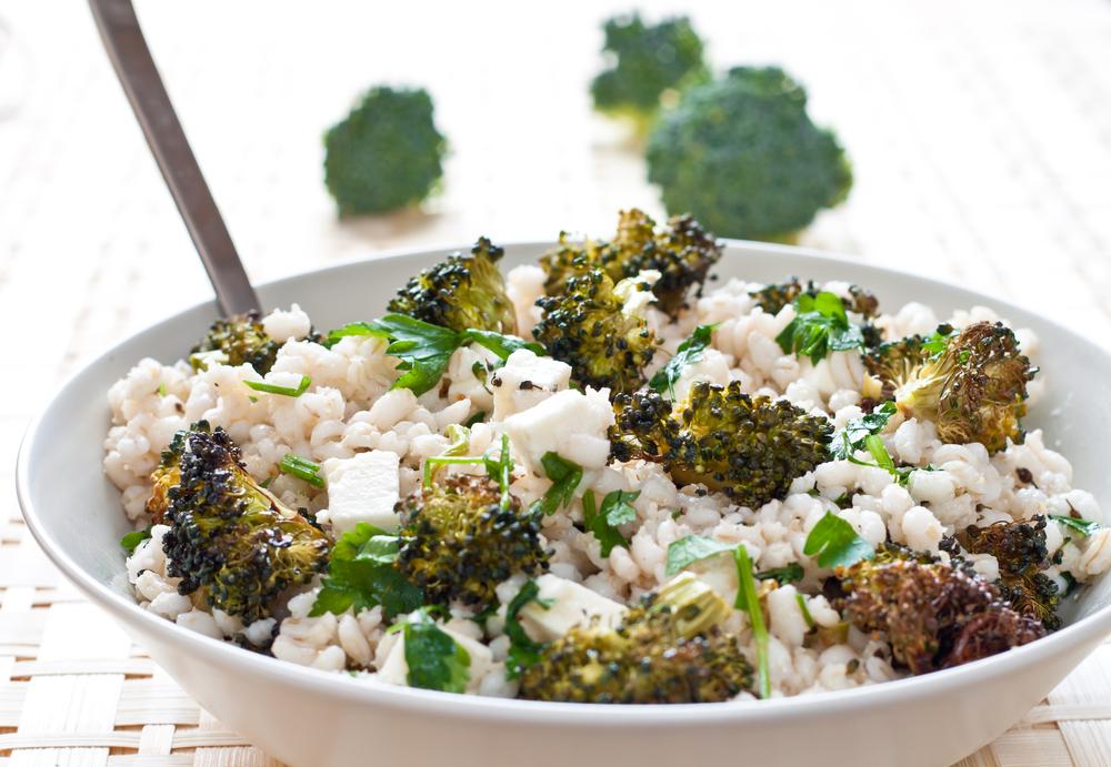 Farrop e broccoli