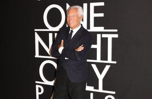 Giorgio Armani: le grandi tappe della vita dello stilista