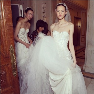 Bridal Fashion Week: le tendenze sposa per la Primavera 2016
