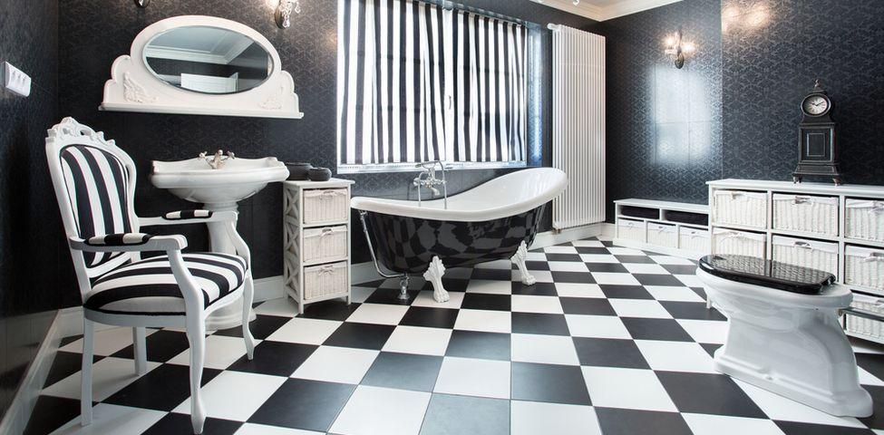 Salone del mobile 3 tendenze bagno diredonna - Stock rivestimenti bagno ...