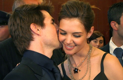 Tom Cruise e Katie Holmes: svelati i segreti di Scientology
