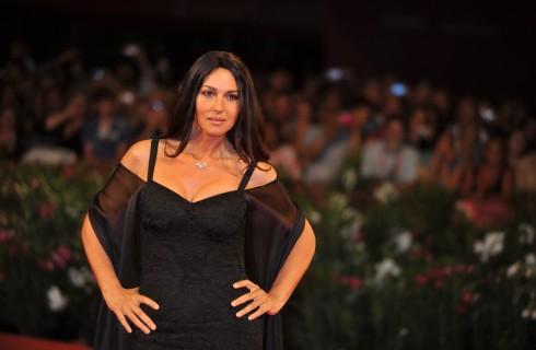 Monica Bellucci più sexy che mai