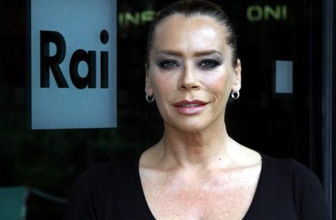 Barbara De Rossi maltrattata dall'ex fidanzato
