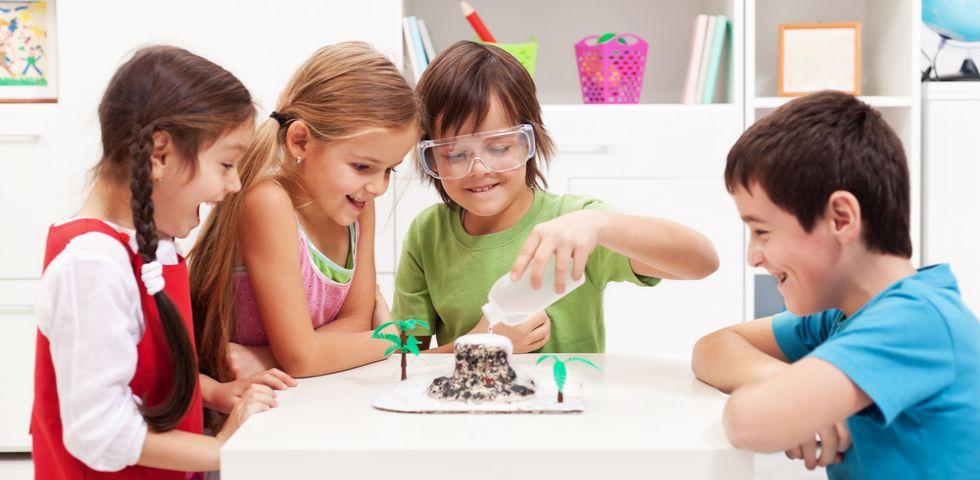 Conosciuto Quattro esperimenti per bambini da fare in casa | DireDonna CQ73