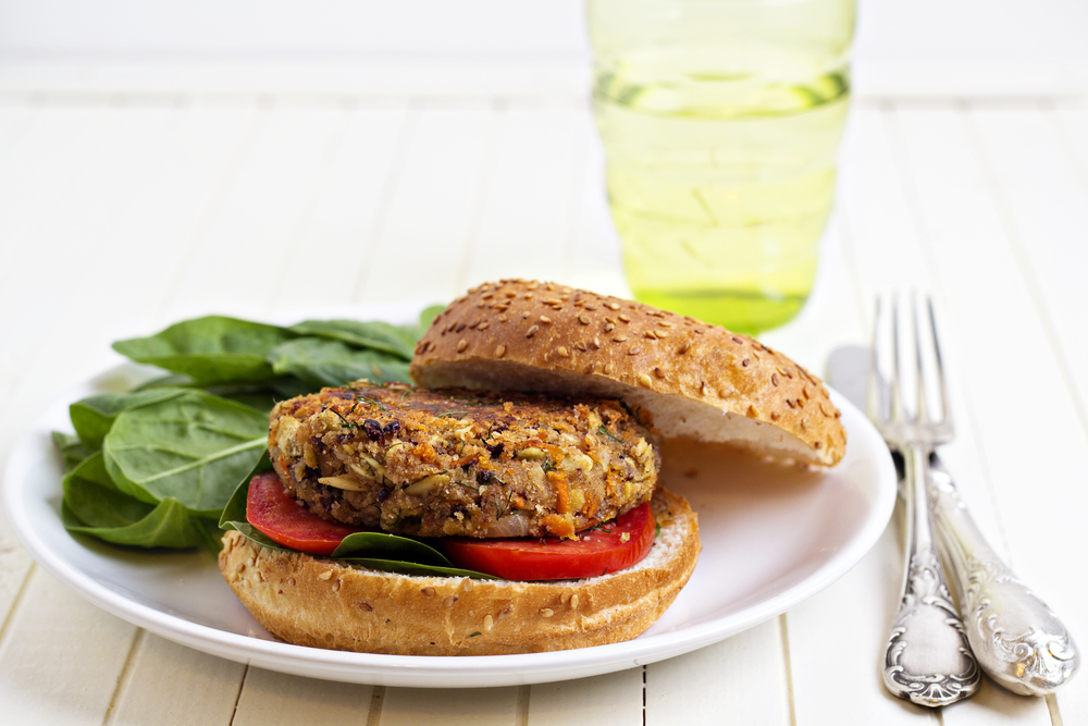 hamburger di farro