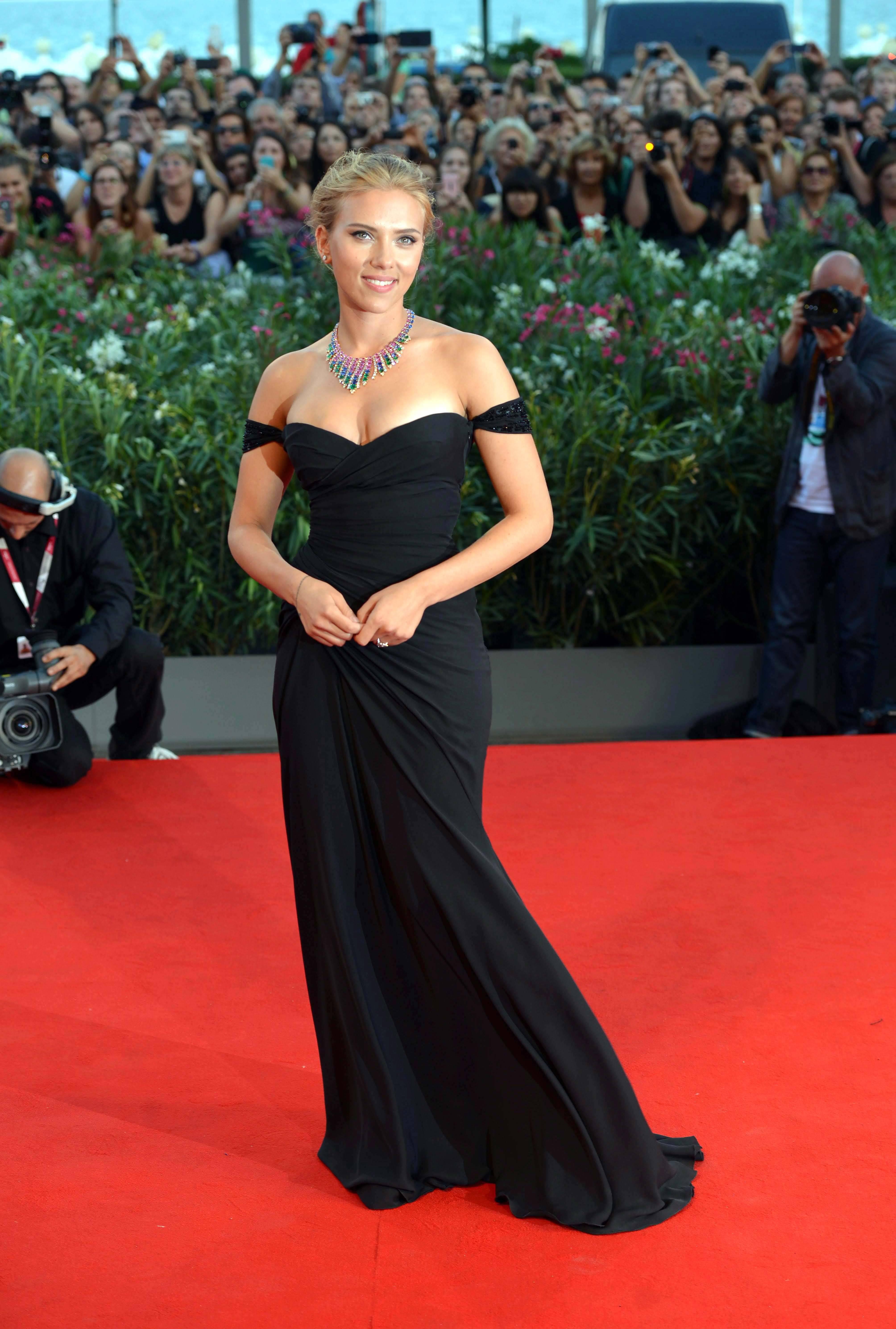 Scarlett Johansson: i red carpet più belli