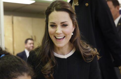 Kate Middleton sceglie Ralph Lauren per il ritorno agli impegni ufficiali