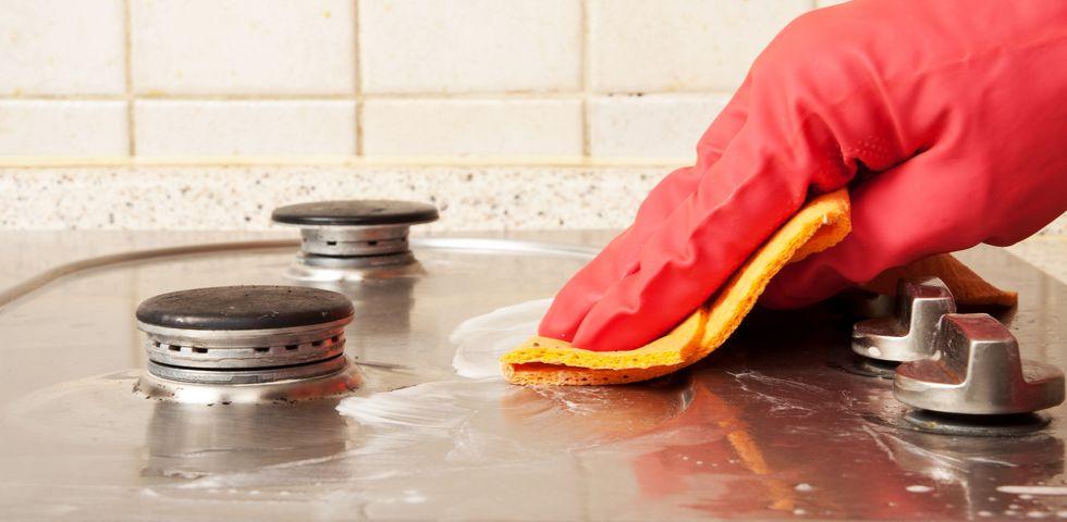 pulire l'acciaio della cucina: ecco come fare | diredonna - Pulire Cucina