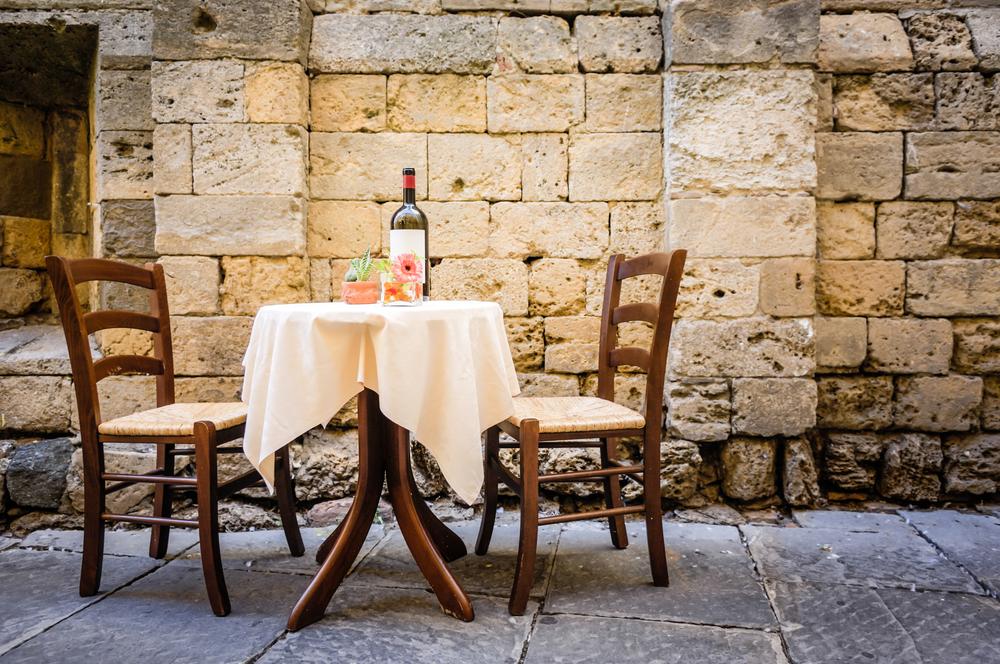 Weekend romantico toscana 5 localit da sogno diredonna for Table 52 restaurant week 2015