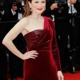 Julianne Moore in Chopard a Cannes 2015