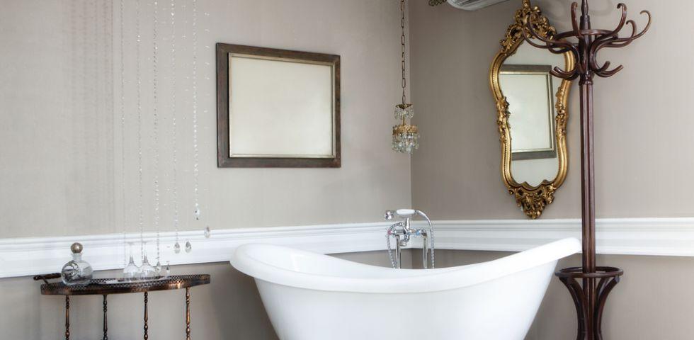 Arredo bagno classico 5 consigli diredonna - Arredo bagno semplice ...