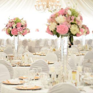 Centrotavola per matrimonio: moderni, eleganti o originali?