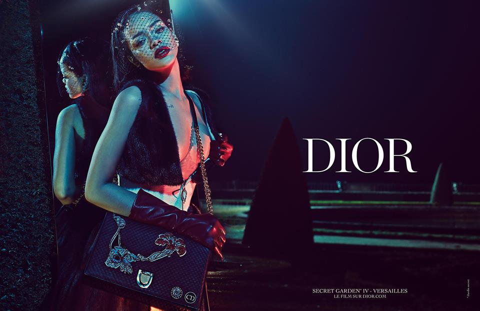 Rihanna è la nuova musa della maison Dior