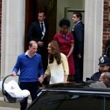Kate Middleton, William e la loro bimba