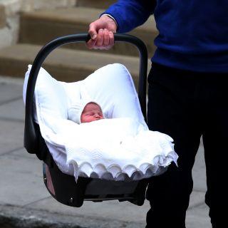 Royal baby: le prime foto della principessa