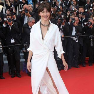 Incidente hot per Sophie Marceau al Festival di Cannes