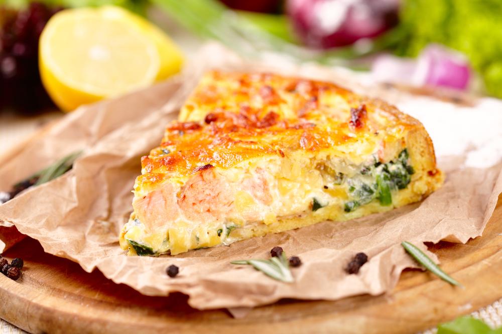 Salmone 10 ricette per cucinarlo fresco diredonna for Cucinare zucchine in padella