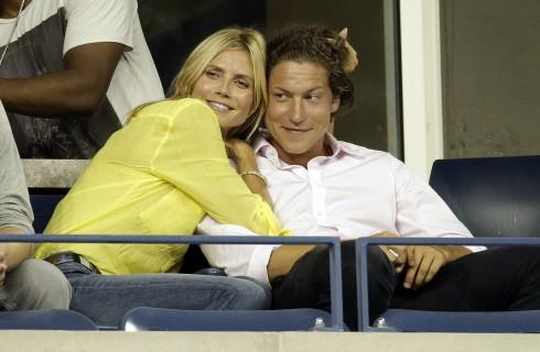 Effusioni bollenti tra Heidi Klum e Vito Schnabel