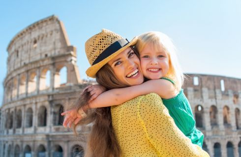 Roma per bambini: 10 luoghi da scoprire con i piccoli