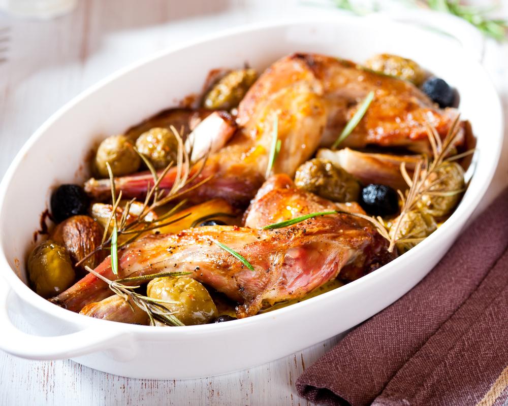 Come cucinare il coniglio 3 ricette diredonna - Cucinare spendendo poco ...