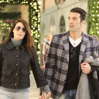Ilaria D'Amico e Gigi Buffon in dolce attesa?