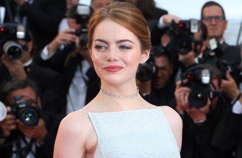 Emma Stone: occhi solo per lei al Festival di Cannes 2015
