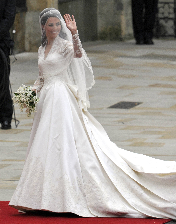 I 10 abiti da sposa più costosi della storia