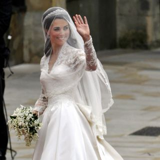 L'abito nuziale di Kate Middleton è stato copiato?