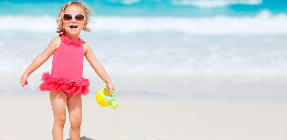 comprare on line 39b4c ace56 Moda mare: le proposte più belle per i bambini | DireDonna
