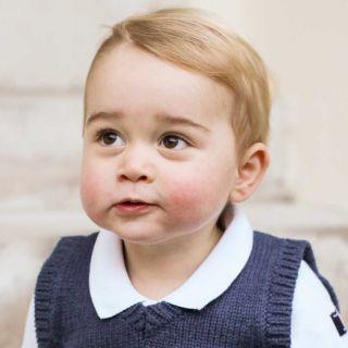 Kate Middleton contenta: George mancino come il papà