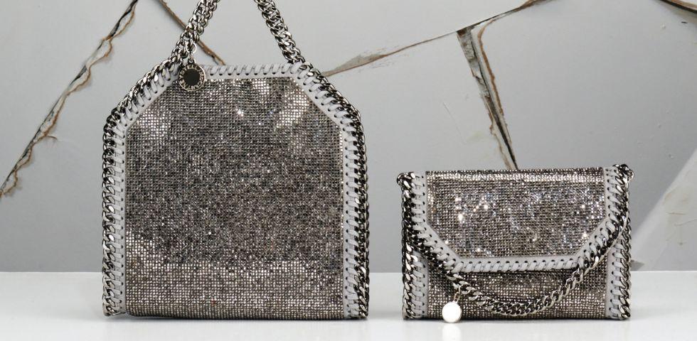 nuova collezione borse stella mccartney